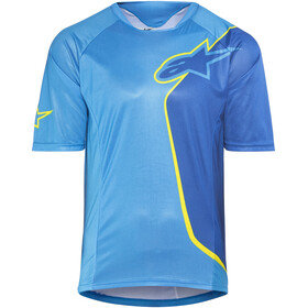 Alpinestars Sierra SS Jersey Men royal blue bright blue